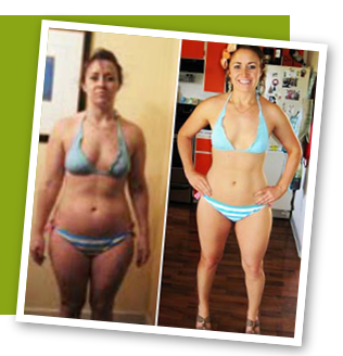 Weight Loss for Mums - Before and After